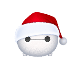 Holiday Baymax