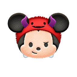 Horn Hat Mickey