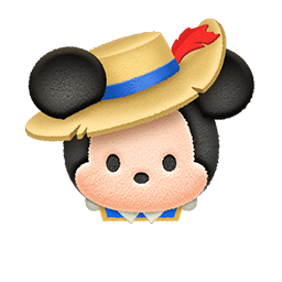 Musketeers Mickey